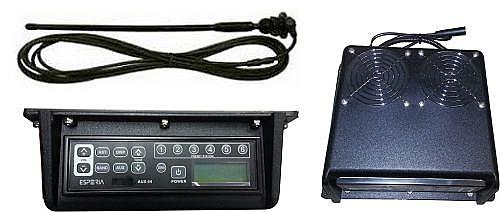 Self Contained 24Volt Stereo System
