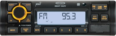 Jensen Heavy Duty Radio