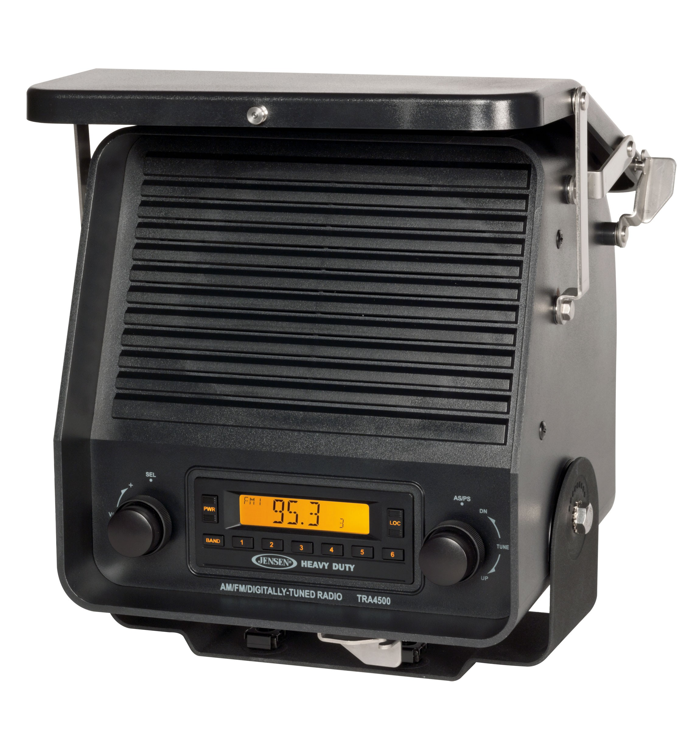 TRA4500 Heavy Duty Radio from Heavy Duty Radios.com