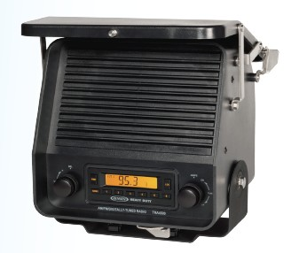New Jensen TRA4500 fender mount radio